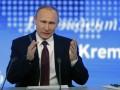 Я придумал строить Керченский мост: Путин ответил на вопрос о Крыме