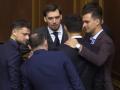Премьер Гончарук прибыл в Верховную Раду