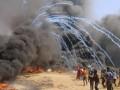 Израиль прекратил поставку автошин в сектор Газа