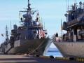 В Одессу с визитом прибыли два турецких корабля
