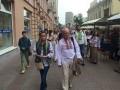 В центре Москвы прошел парад вышиванок