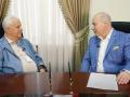 Жители Донбасса хотят быть в составе Украины на условиях автономии - Кравчук