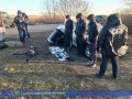 Контрабандисты пытались отправить 5 кг каннабиса в РФ дроном