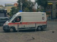 В Киеве на Бессарабке под супермаркетом умер мужчина