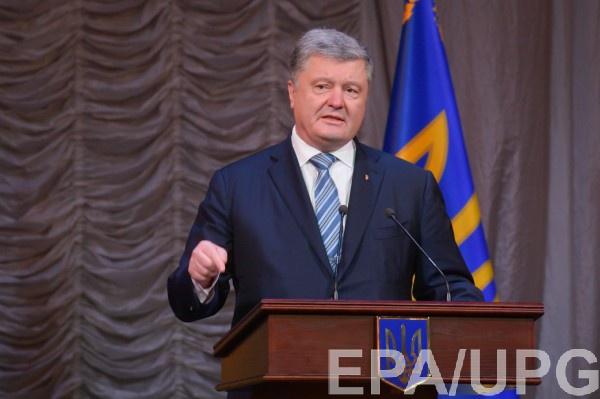 Порошенко призывает страны НАТО побыстрее выдать Украине план действий