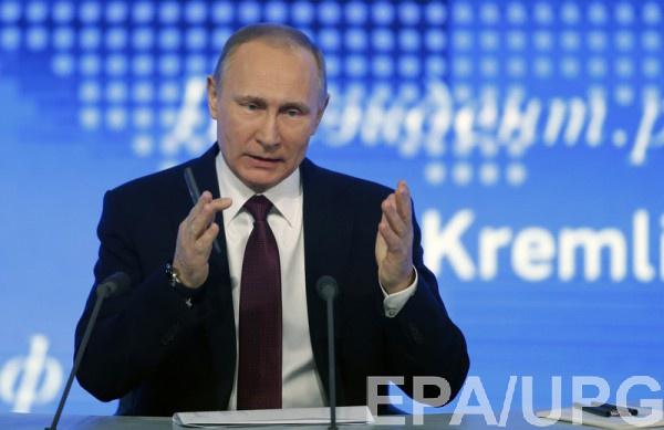 По словам Путина, строительство моста поможет развивать отношения Украины и России