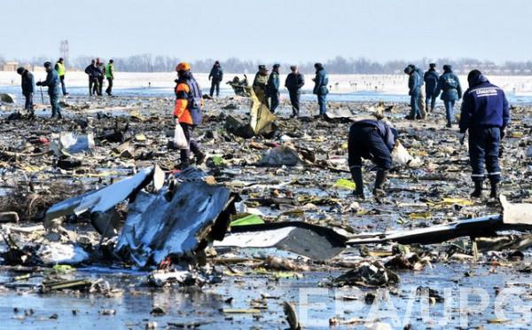 Спор пилотов стал причиной крушения самолета в Ростове-на-Дону