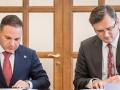 Украина подписала безвизовый режим еще с одним государством