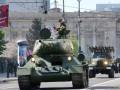 В Донецке боевики провели репетицию парада к 9 мая