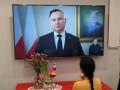 В Польше предложили отменить выборы и продлить президентство Дуды