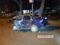В Николаеве Lexus протаранил такси: двое погибших
