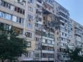 Взрыв дома в Киеве: появилось видео из дрона