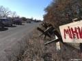 Под Горловкой на мине подорвался грузовик с гражданскими – ОБСЕ