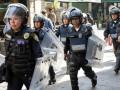 В Мексике начался хаос после убийства мужчины копами