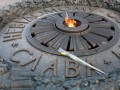 При строительстве Аллеи воинской славы в Киеве украли более миллиона гривен
