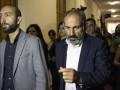 Лидера протестов в Армении не выбрали премьером