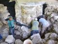 В Мексике найдена уникальная гигантская маска майя