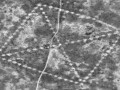 NASA нашло гигантские древние узоры в степях Казахстана