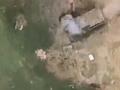 Офицер ВСУ показал мощные удары по позициям