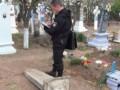 В Одесской области ребенка убила могильная плита