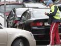 В Киеве орудуют липовые парковщики