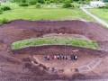 На Харьковщине археологи раскопали крупный скифский курган
