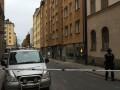 В центре Стокгольма прогремел мощный взрыв