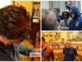 Драка в Николаеве: националисты напали на офис афганцев