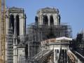 Пастор Собора Парижской Богоматери: Есть 50% шанс разрушения собора
