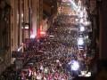 Выборы в Сербии: В Белграде на протест вышли около 10 000 людей