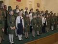 Поклонская показала, как в Крыму воспитывают маленьких