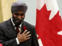 В Киев едет министр обороны Канады