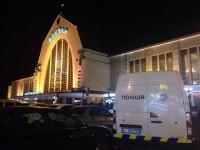 В Киеве неизвестные напали на сотрудников фельдъегерской службы