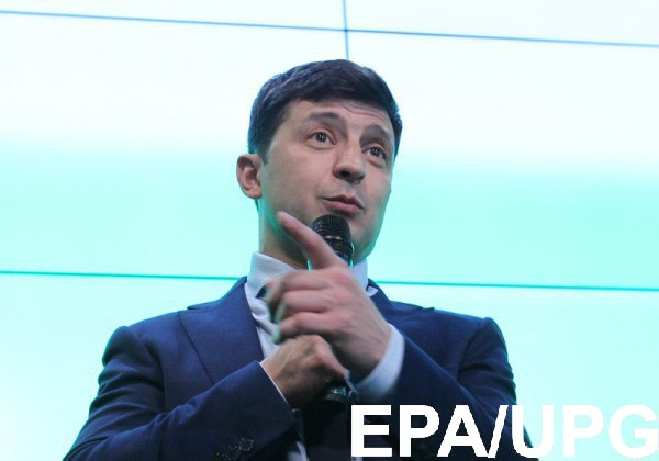 Зеленский раскрыл имена экспертов своей команды