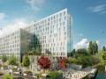 В Лондоне откроют самое большое в мире элитное общежитие