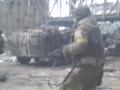Опубликовано неизвестное архивное видео из Донецкого аэропорта в разгар боев