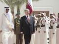 Катар готов поставлять Украине сжиженный газ - Порошенко