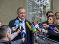 В Кишиневе извинились за высказывания Додона о