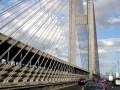 В Киеве на Южном мосту на месяц ограничат движение