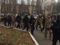 Смерч на таможне: люди в камуфляже крушили офис Марушевской