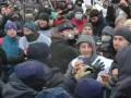 В Киеве столкнулись ФОПовцы и полицейские