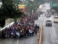 В сторону США движется вторая колонна мигрантов