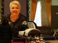 В Киеве простились с погибшей актрисой Поплавской