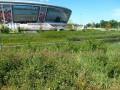 Журналист показал, как выглядит заброшенная Донбасс Арена