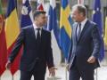 Туск и Зеленский подтведили саммит Украина-ЕС в Киеве