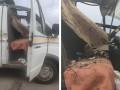 На Полтавщине судят банду, взорвавшую машину Укрпочты с людьми