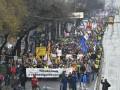 В Будапеште протестовали против нового