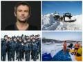 Неделя в фото: Крещение, орден Вакарчука и новая полиция