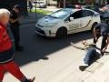 Во Львове патрульные полицейские сбили пешехода