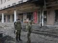 Обстрел больницы в Донецке: боевики выдали свою вину на фотографии